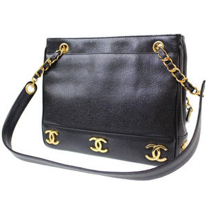 Vintage Chanel Tote CCs Shoulder Bag